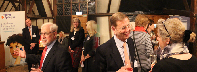 Lord Lieutenant Reception
