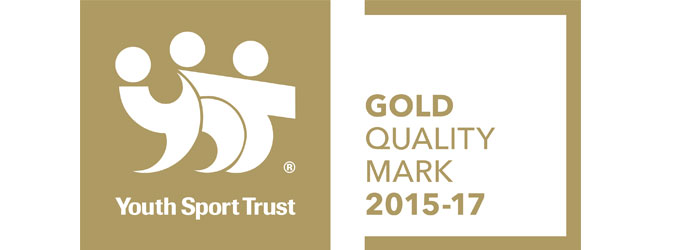 Youth Sports Trust Gold Mark