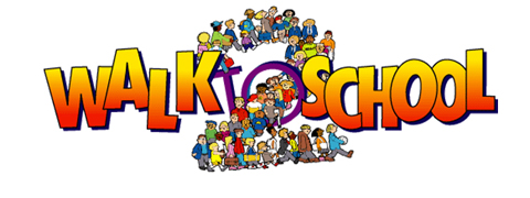 Walk to School Week campaign